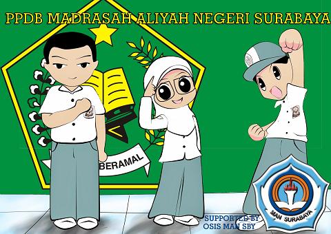 PPDB MAN Surabaya 2017