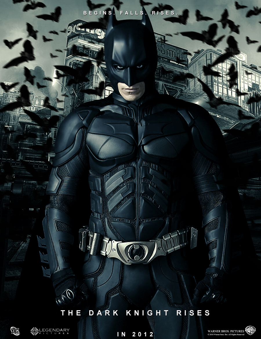 bat man dark knight rises