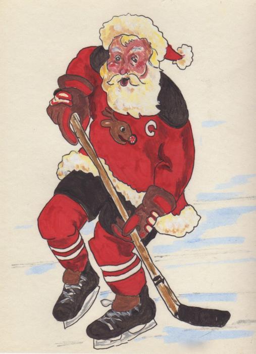 Connecticut High School Hockey December 2012