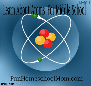 Atoms and molecules worksheets middle school