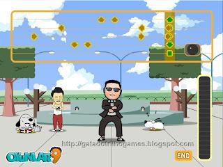 Jogo Gangnan Style online