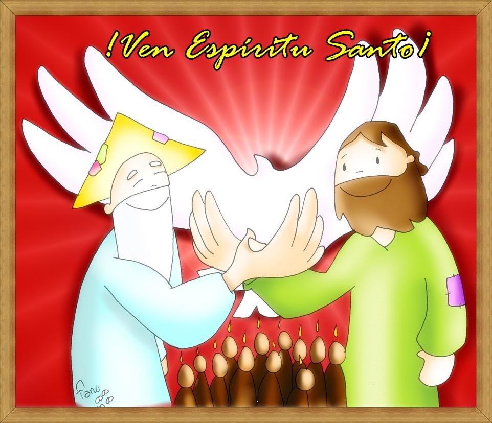 ® Blog Católico Gotitas Espirituales ®: domingo 19 de mayo