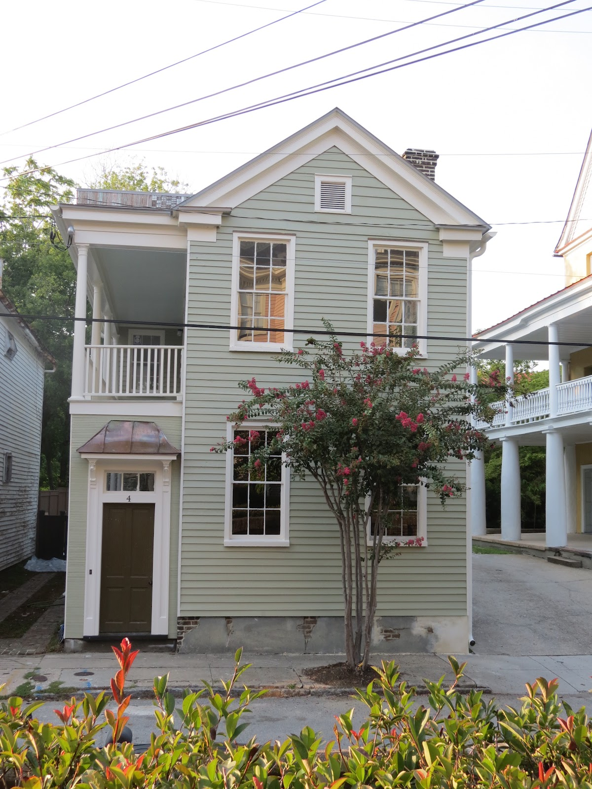 Preview of a princess 4 amherst renovating a historic for Charleston single house
