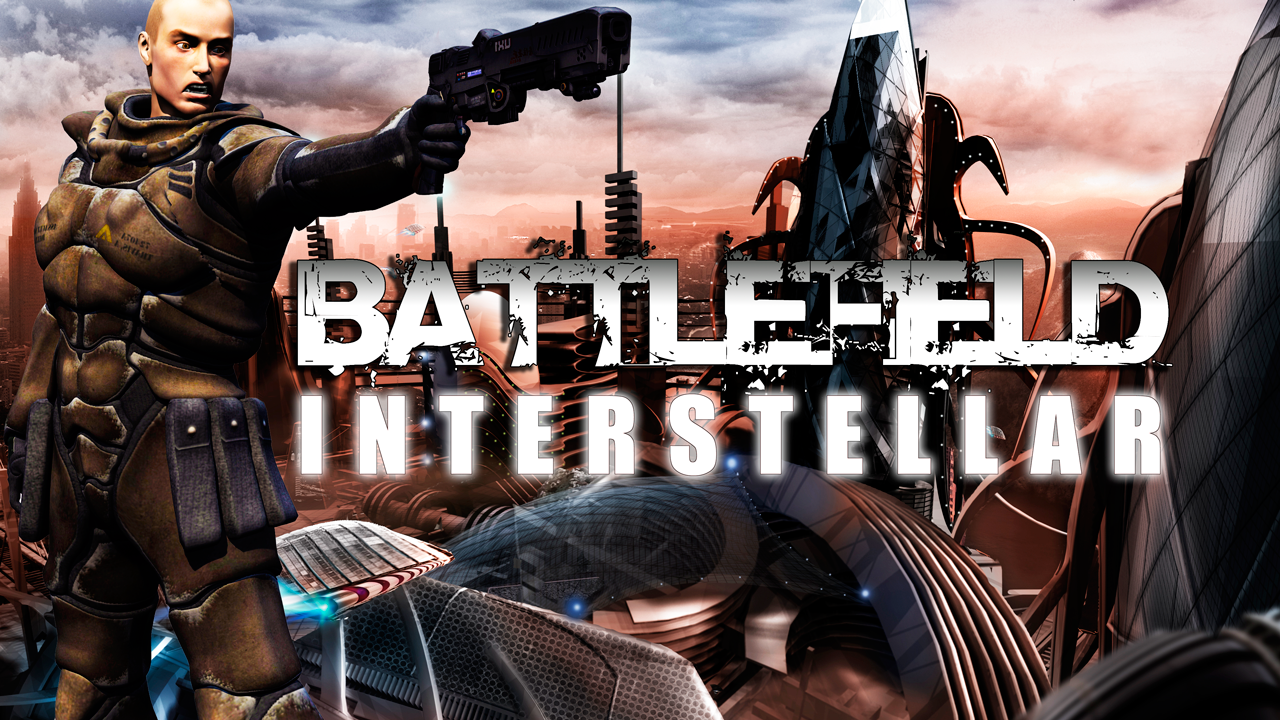 Battlefield Interstellar Gameplay IOS / Android