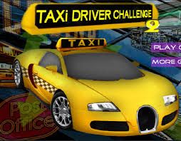 Taksici Oyunu