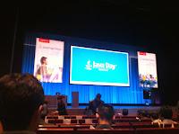 Java Day Tokyo 2015 基調講演開始前