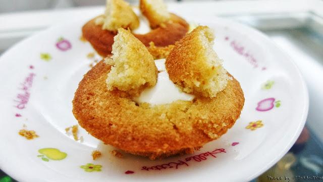 [甜點] 英式蝴蝶杯子蛋糕 Butterfly Fairy Cake