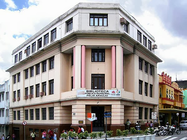 Biblioteca Municipal Félix Araújo