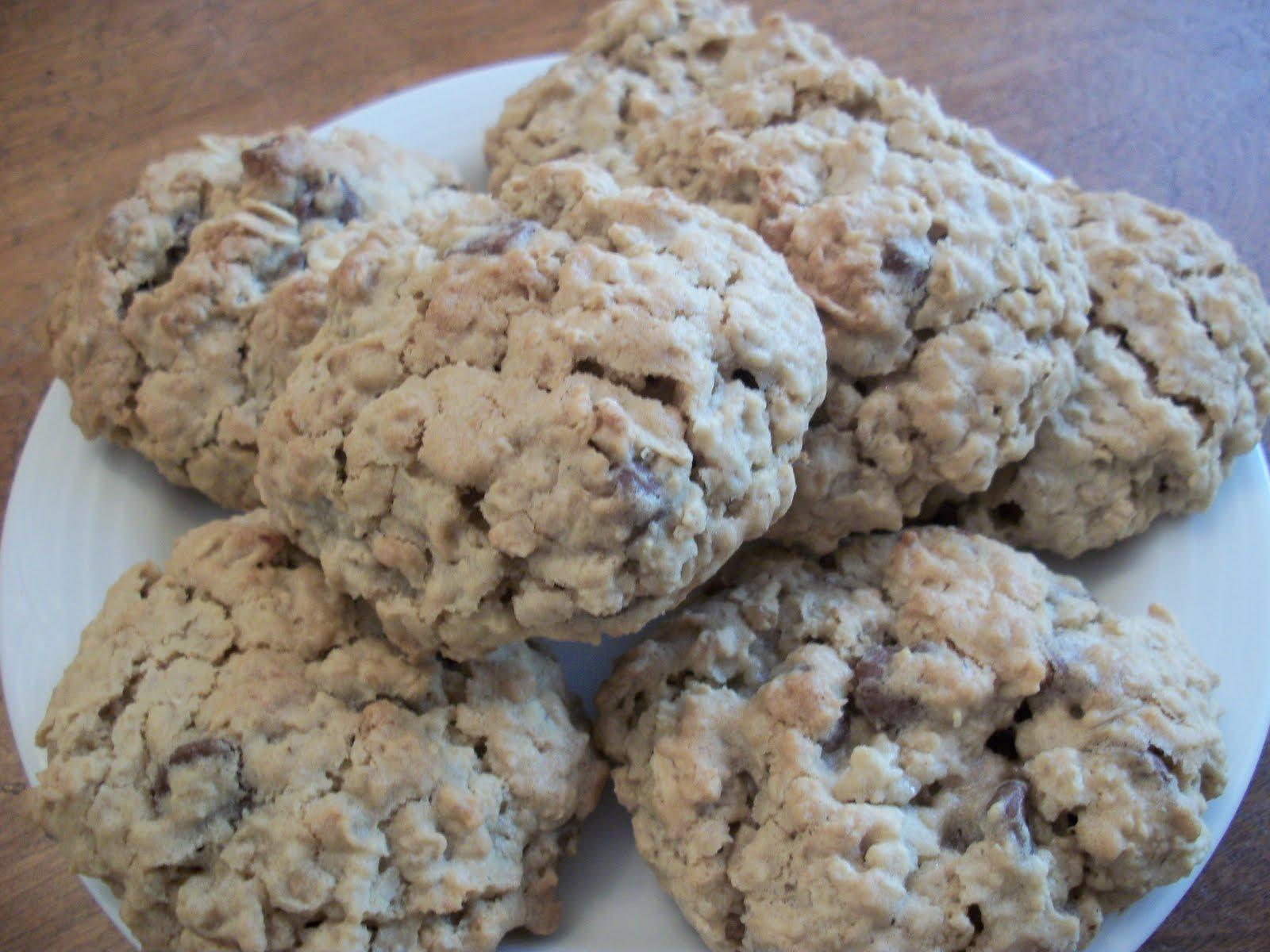 Old Fashioned Oatmeal Raisin Cookies Quaker