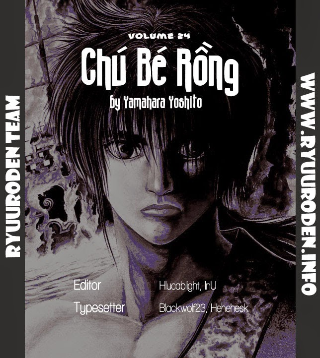 Chú Bé Rồng - Ryuuroden chap 97 - Trang 54