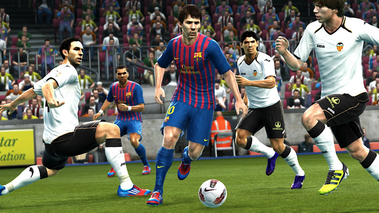 KONAMI Release New PES 2013 Screenshots