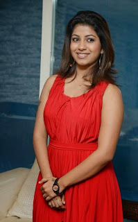 Actress Geethanjali Pictures in Short Dress at Suchirindia 2015 Calendar Launch 14