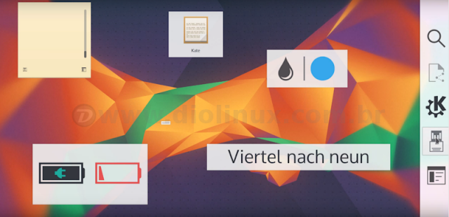 KDE Windows 8