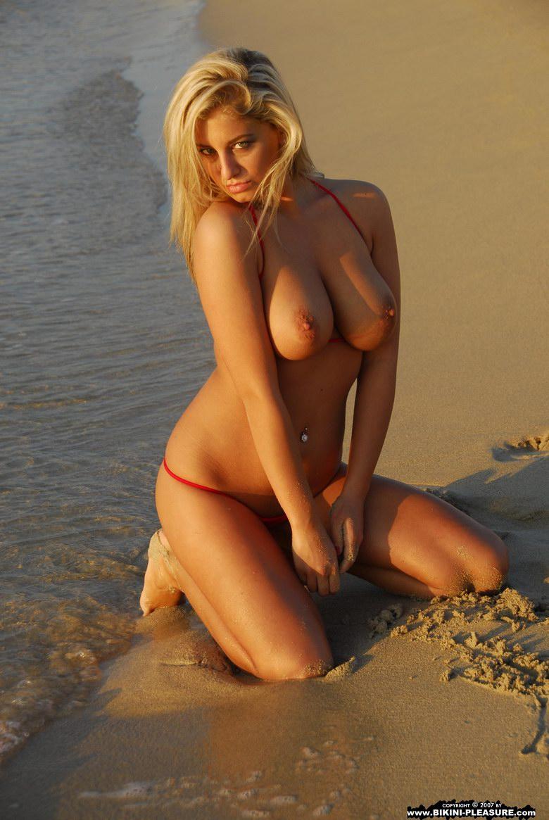 Caliente bikini adolescentes caliente