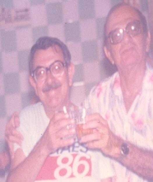 Genival Macedo e Mariano Marinho