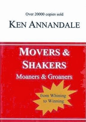 A Mover Shaker Or Moaner Groaner