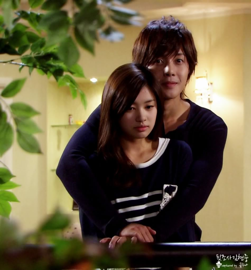 Filebook: Romantic hugs and kisses from your favorite ... Yoon Eun Hye Coffee Prince
