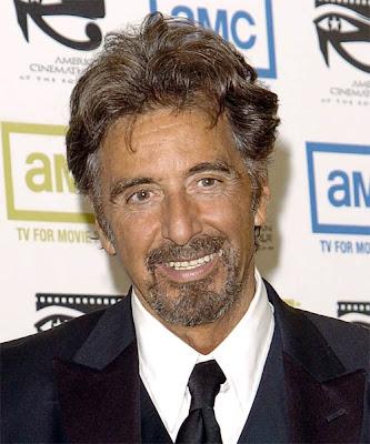 Al Pacino Hairstyles