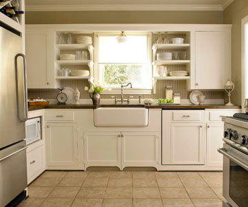 modern furniture small kitchen new decorating ideas 2012