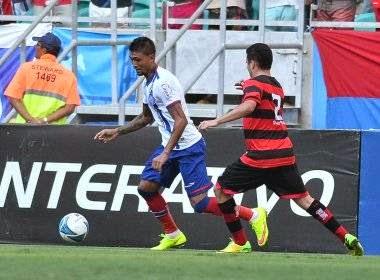 Bahia vence Campinense e avança para as semifinais da Copa do Nordeste