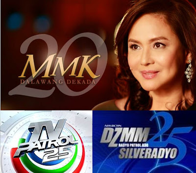 MMK, TV patrol and DZMM Silveradyo Finalist at the Asia-Pacific Broadcasting Union Prizes 2012