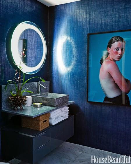 Bright Bold Colorful Miami apartment