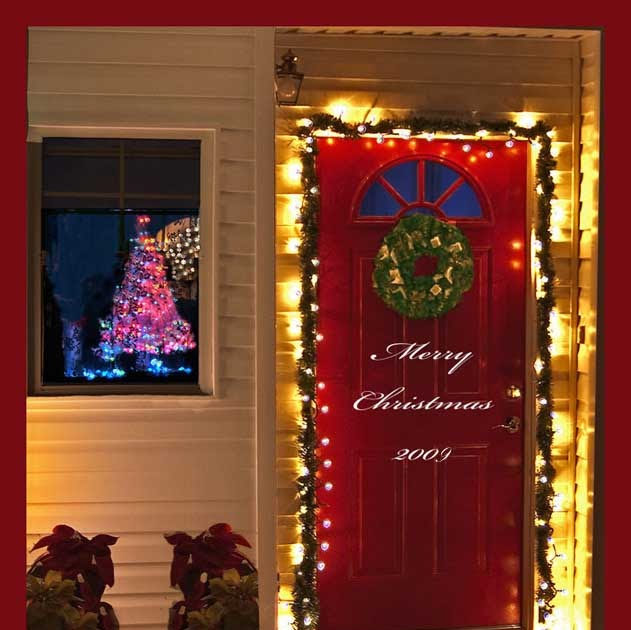 Pictures of christmas door decorating latest fashion 360 for 4 h decoration ideas