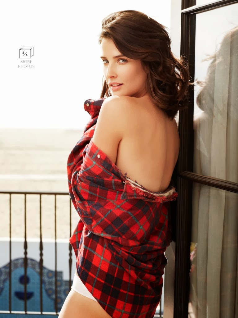 Cobie Smulders HQ Pictures Esquire US Magazine Photoshoot March 2014