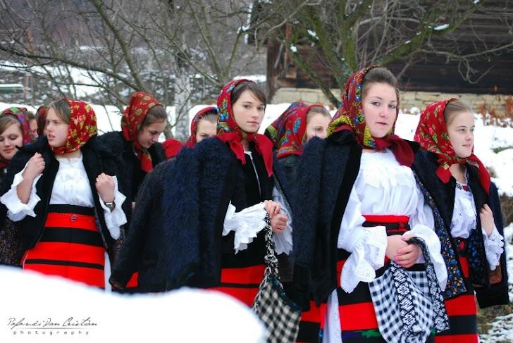 Crăciun în Maramureş