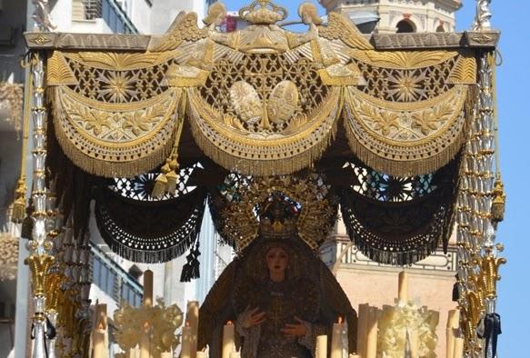 Ntra. Sra. de los Angeles - Sevilla