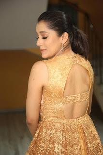 Actress Rashmi Pictures in Long Dress at tur Talkies Trailer Launch  25287.jpg