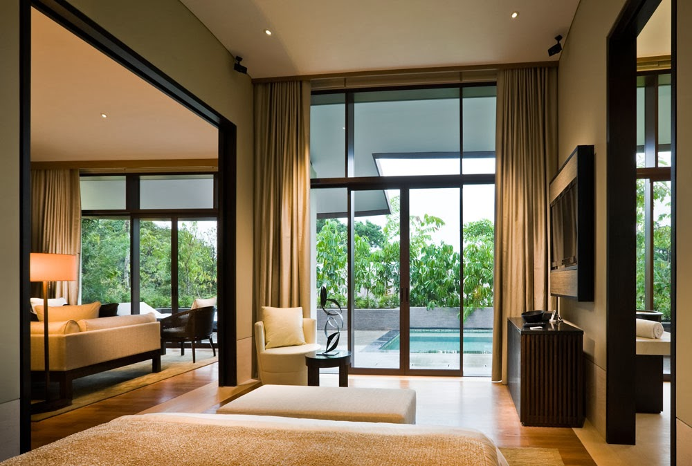 Capella Singapore One Bedroom Villa