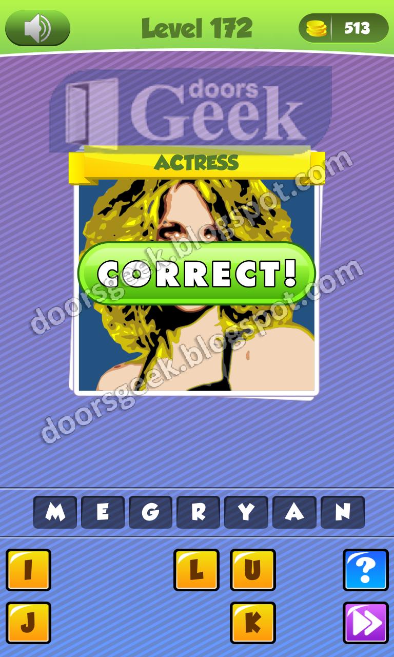 Celebrity Guess Level 195 - AnswersKey