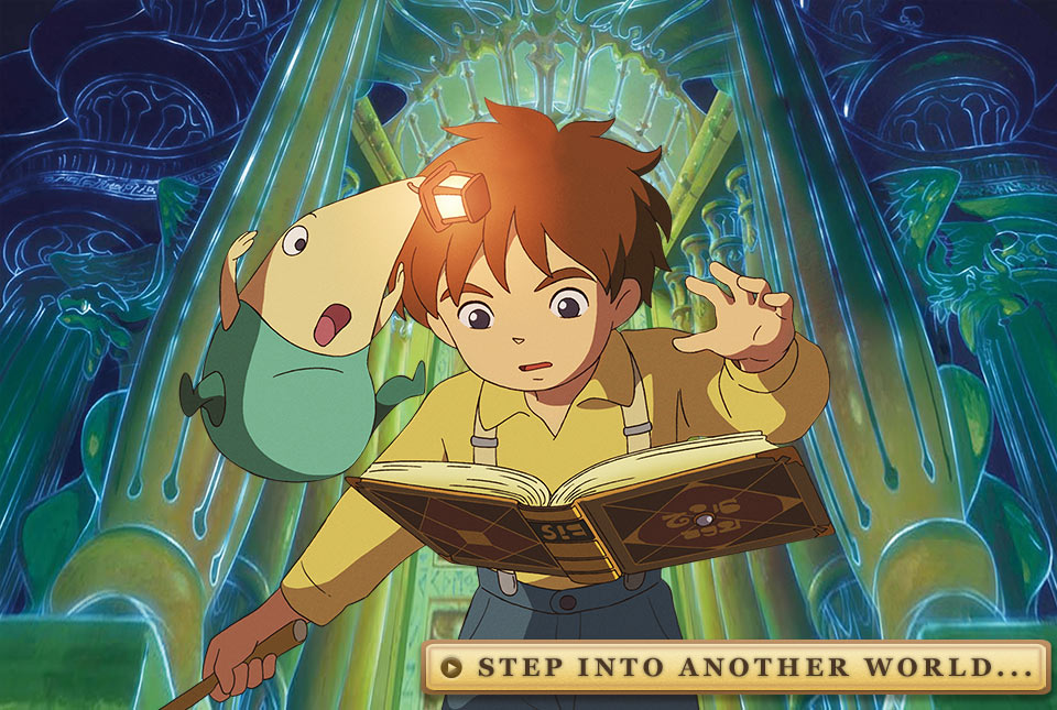 Studio Ghibli game ni no kuni