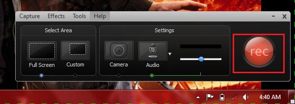 Cara Merekam Layar Desktop Dengan Menggunakan Camtasia