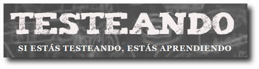 TESTEANDO-APRENDENDO