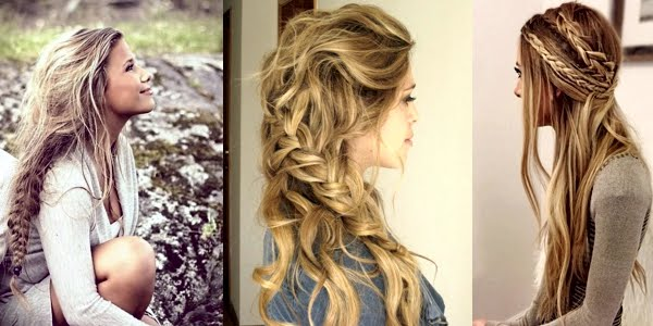 hollywood hairstyle : Adorable Hippie Hairstyles!