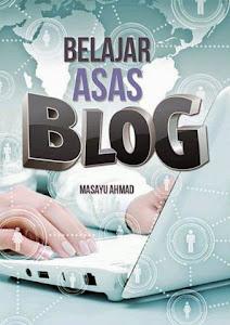 Nak Belajar Asas Blog? Klik Gambar