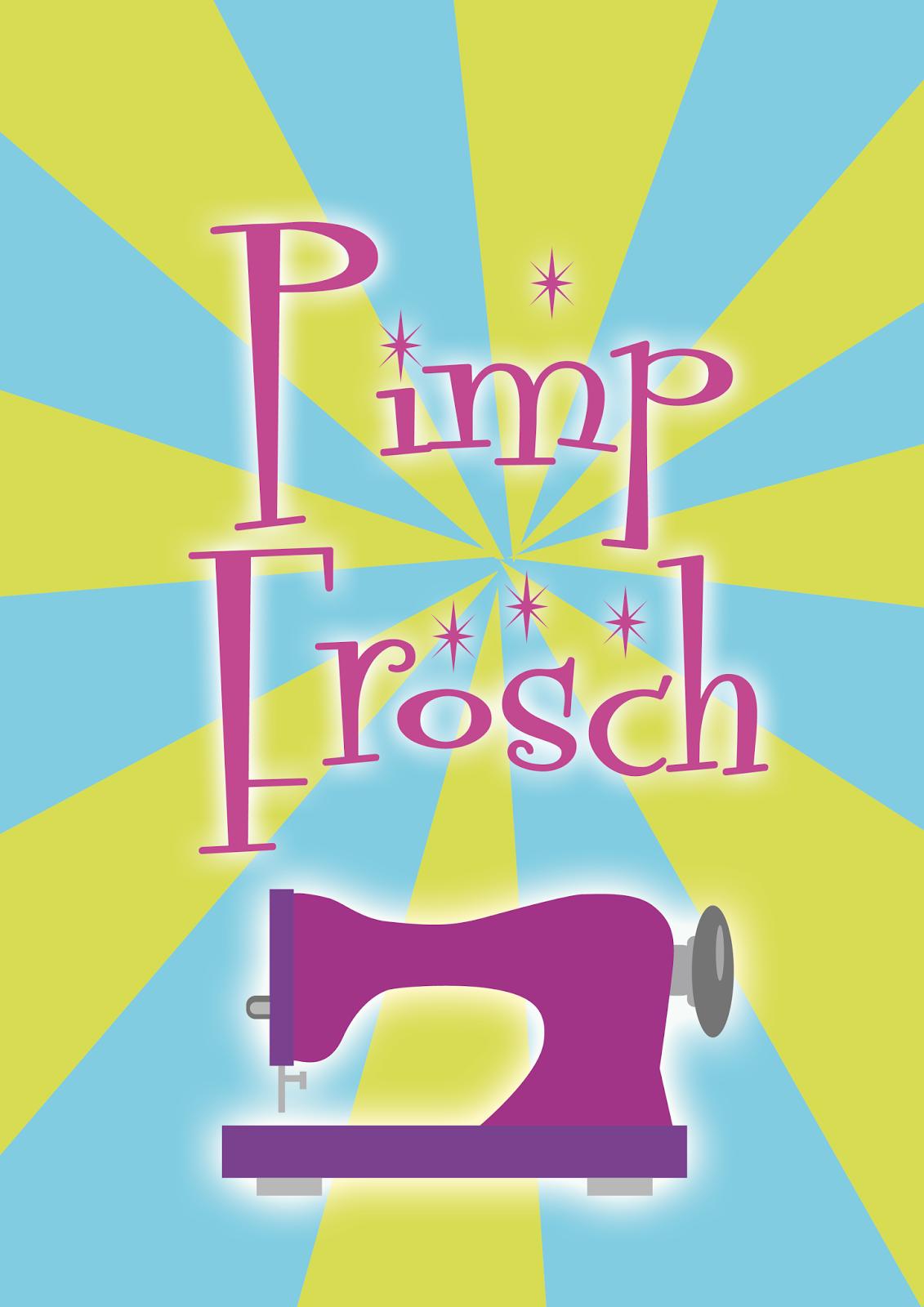 Aktion Pimpfrosch: Der blaue Pulli