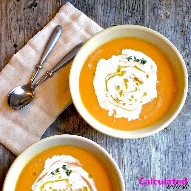 Swede Potato Soup with Fried Spaghetti Squash and Toasted Pepitas ...