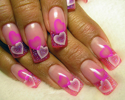 Best of The best Nail Designs - acrylic nail designs - simple nail designs