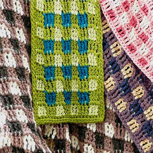 DJC Playplaid Pattern Set
