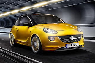 New Vauxhall Adam