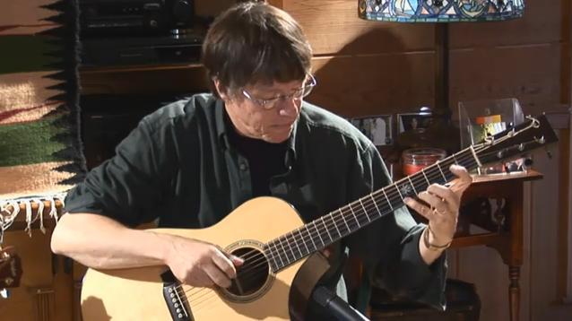 Great guitar sound celtic guitar steve baughman and for Dans keff