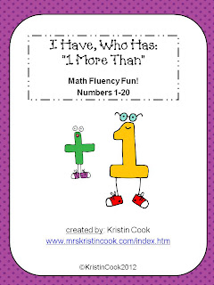 http://www.teacherspayteachers.com/Product/Math-Game-I-Have-Who-Has-1-More-Than-Up-to-20