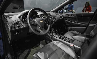 2016 Chevrolet Cruze Release Date Canada