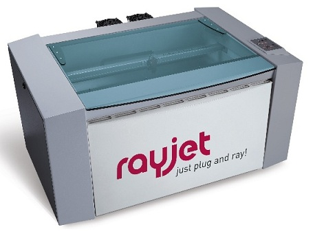 Trotec Laser Online Magazine: Rayjet Promotions