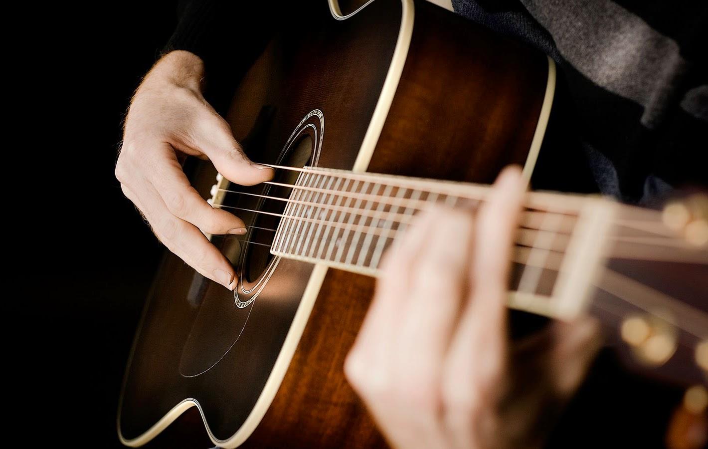 kunci gitar mudah