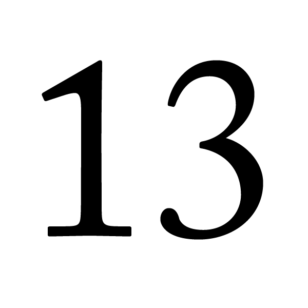 Kathryn Knight Books The Number 13 Lucky Or Unlucky Superstitions