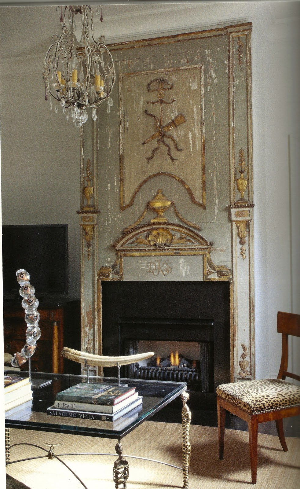 Inspired paint repeat getting back into the game in for French country fireplace